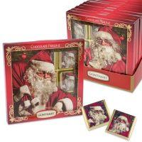 Презент с шоколадками Дед Мороз, 16 шт.