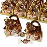 """Сумочки """"Новый год"""" с конфетами, 16 шт."""