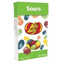 Драже жевательное Jelly Belly кислые фрукты, 35 гр. картонная коробка
