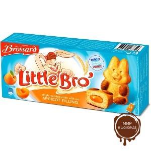 Пирожное Little Bro (Кролик) с абрикосовой начинкой