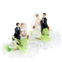 Набор жених и невеста, 4 шт.
