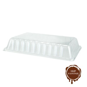 Крышка для подноса КАДО прозр.32x22 см, 100 шт