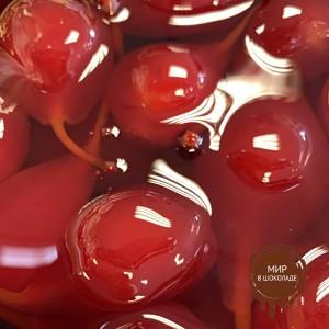 Груша красная в сиропе целая АМБРОЗИО (банка 5 кг.)