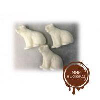 "Фигурки из мармелада ""Медведь Белый"""