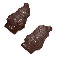 """Форма для отливки шоколадных фигурок - """"Дед Мороз"""" (90-4303), шт."""