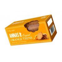 """Печенье ANNAS Original """"Orange Thins"""" тонкое апельсиновое печенье, 150 гр."""