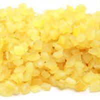 Лимонная корочка засахаренные кубики 6х6 мм., АМБРОЗИО, 5 кг.