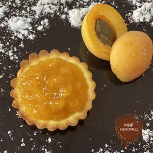 Начинка абрикосовая Альпен Абрикос 70% кусочков фруктов, 10 кг.
