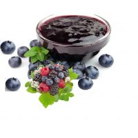 Начинка плодово-ягодная термо с кусочками фруктов Лесная ягода 4.1.6.1.Н, 20 кг.