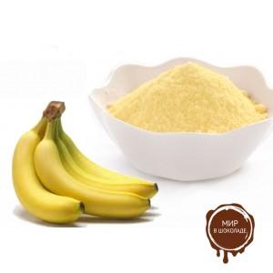 Банан сублимация, порошок, 5 кг.
