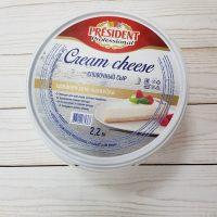 Сливочный сыр President Professional Cream cheese 65% 2,2 кг