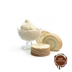 БЕЛЫЙ - наполнитель кондитерский со сливочным вкусом и ароматом, ведро 6 кг.