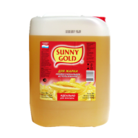 Жир спец. назначения кулинарный для жарки Sunny Gold, 5 л.