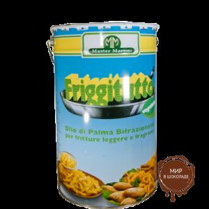 Масло пальмовое рафинированное дезодорированное Friggitutto, 25 л