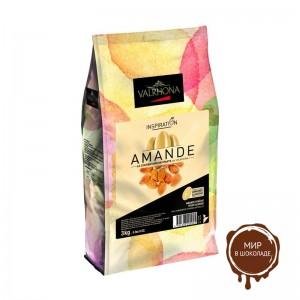 Шоколад Инспирейшн Аманд, пакет бобов от Valrhona, 3 кг.