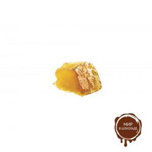 Кубики Лимона 8*8 мм  (без сиропа фольга) Agrimontana, 3 кг.