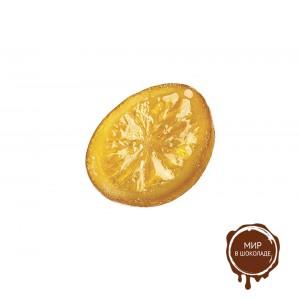 Апельсиновые дольки колеса без сиропа в фольге, Agrimontana 2,5 кг.