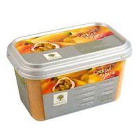 Замороженное пюре Маракуйя, в блоке Ravifruit, Франция, 1 кг.