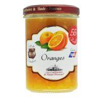 Джем из апельсина  240гр,  55% фруктов  серия Джемы северного Прованса