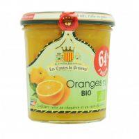 Джем апельсиновый Organic   350гр,   64% фруктов
