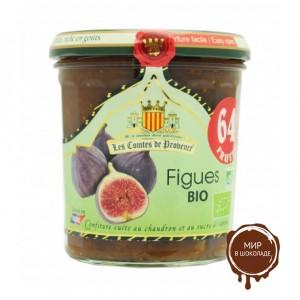 Джем из инжира Organic 350гр, 64% фруктов
