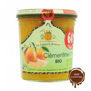 Джем из клементина Organic 350гр, 64% фруктов