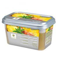 Замороженное пюре Экзотические фрукты и вербена Ravifruit, 1 кг.