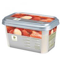Замороженное пюре Личи, в блоке Ravifruit, Франция, 1 кг.