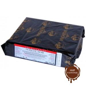 Черный шоколад с фудуком в блоке 32%, Valrhona, 3 кг.