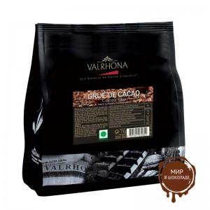Какао гранулированный грюэ, Valhrona,1 кг.