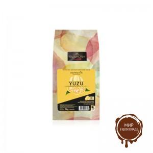 Шоколад Инспирейшн юзу, пакет бобов от Valrhona, 3 кг.