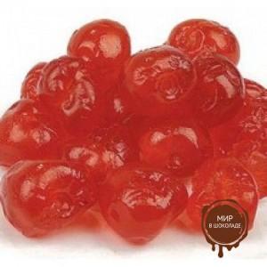 Засахаренная Красная вишня с Марачино в сиропе, 6,3 кг.