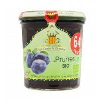 Джем из сливы Organic 350гр, 64% фруктов