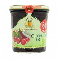 Джем из вишни Organic    350гр,   64% фруктов