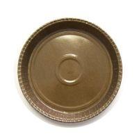 Форма бумажная  ОПТИМА 199/205 h25 коричневая (короб 600 шт.)