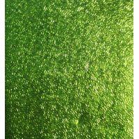 Упаковочная фольга для конфет зеленая 10*10 см, 100 шт