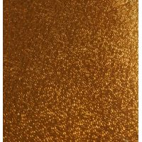 Упаковочная фольга для конфет оранжевая 10*10 см, 100 шт.