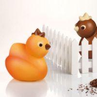 Форма для шоколада ЦЫПЛЕНОК (короб 1 нб.)