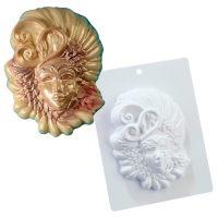 """Форма для отливки шоколадных фигурок - """"Венецианская маска"""" (20-CA002), шт."""