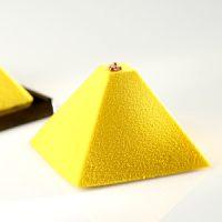 Форма силиконовая ПАВОФЛЕКС пирамида PX004 (короб 1 шт.)