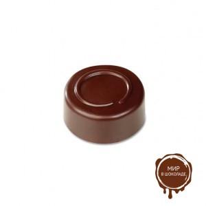 Форма для конфет ПРАЛИНЕ круг (короб 1 шт.)