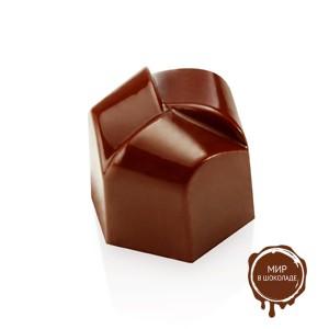 Форма для конфет ПРАЛИНЕ шестигранник (короб 1 шт.) IPC15