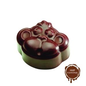 Форма для конфет ПРАЛИНЕ обезьянка (короб 1 шт.)