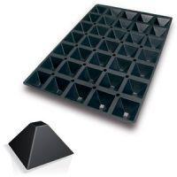 Форма силиконовая 60X40 пирамида 1 шт.