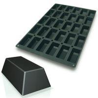 Форма силиконовая 60X40 кекс мини (короб 1 шт.)