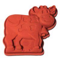 Форма силиконовая УНИФЛЕКС корова 1 шт.
