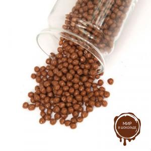 Воздушная пшеница в молочном шоколаде, 3 кг.