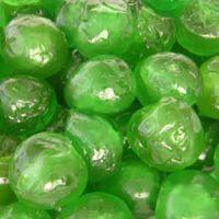 Черешня засахаренная зелёная 20/22 мм. АМБРОЗИО, 5 кг.