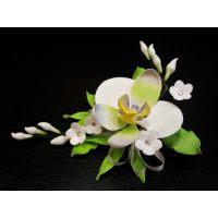 """Цветы из мастики - """"Букет орхидей"""" (11172/p), шт."""