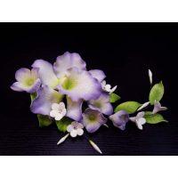 """Цветы из мастики - """"Букет орхидей"""", Лиловый (11176*V/p), шт."""